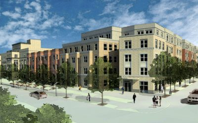 Spring Flats: The Redevelopment of the Former Hebrew Home and the Former Paul Roberson School