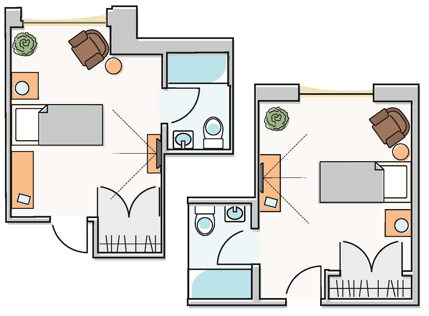 Bartholomew House Floor Plan