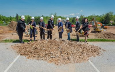 Ground Broken for Victory Haven Senior Apartments