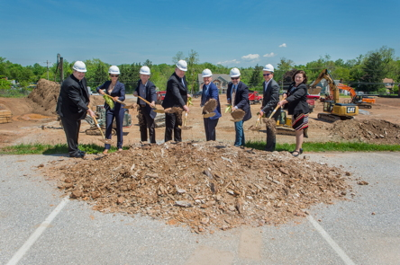 Victory Housing joins with community leaders to break ground on Victory Haven Senior Apartments