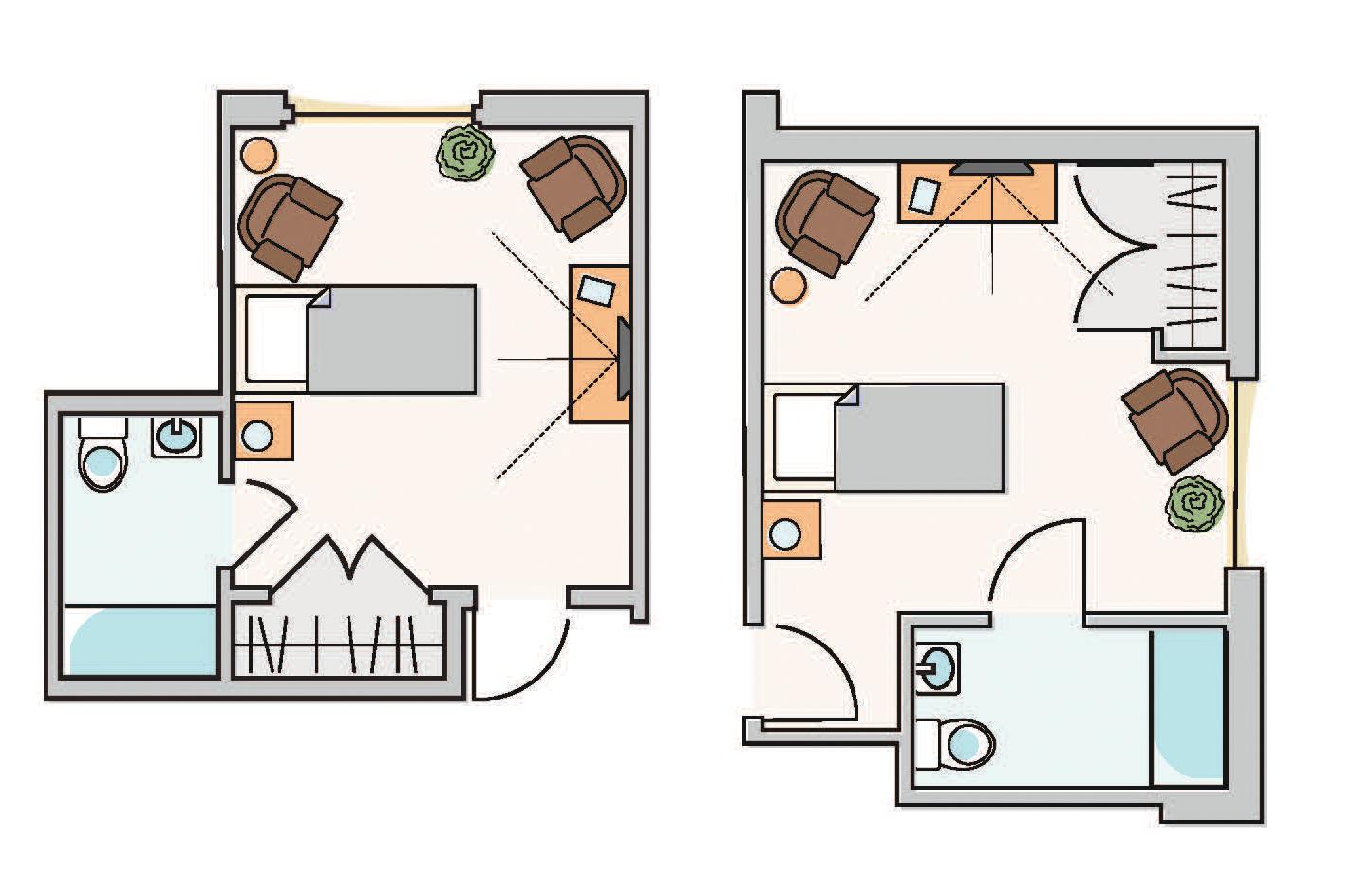 Bryon House Floor Plan icon.