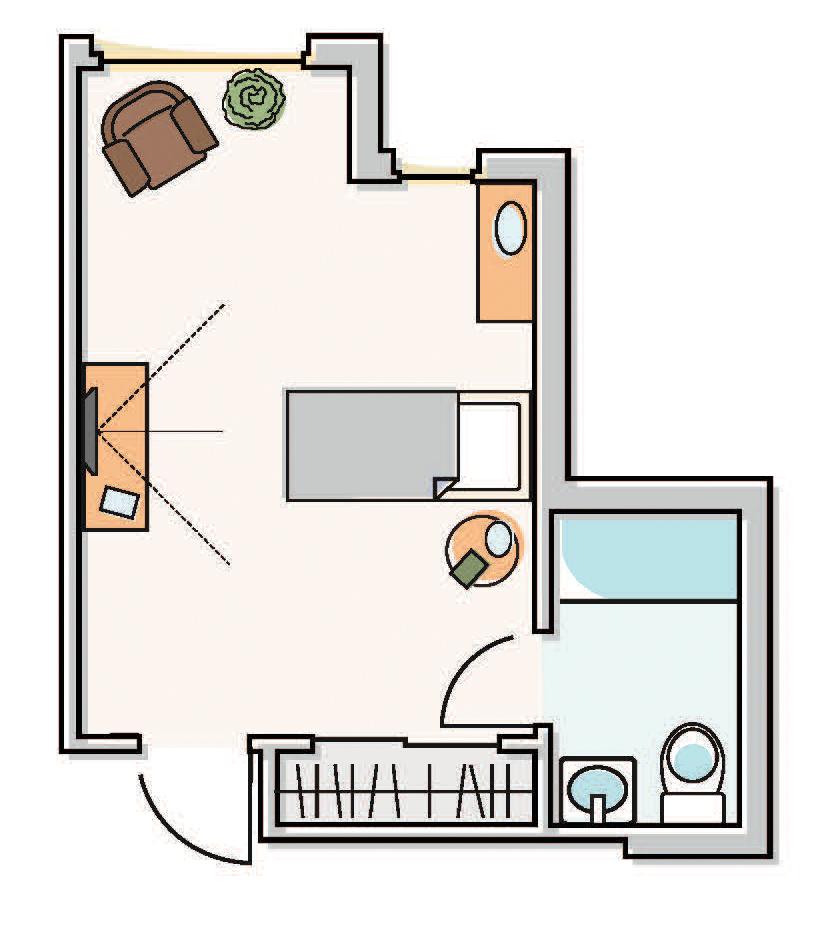 Malta House Floor plan Icon.
